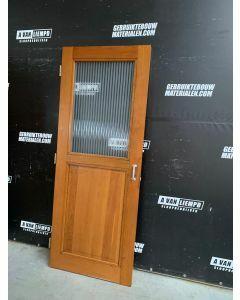 Binnendeur 82,5 B x 211 H (Linksdraaiend)
