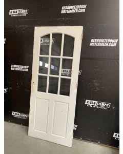 Binnendeur 83 B x 198 H (Rechtsdraaiend)