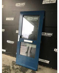 Voordeur 87,5 B x 200 H (Linksdraaiend)