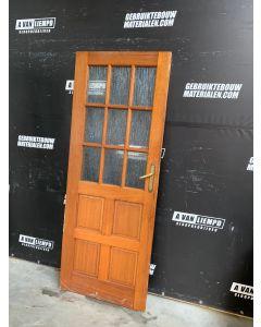 Binnendeur 77 B x 201 H (Rechtsdraaiend)