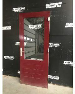 Achterdeur 87 B x 211 H (Rechtsdraaiend)