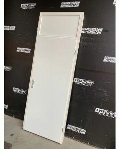 Binnendeur + Kozijn 91,5 B x 253 H (Rechtsdraaiend)