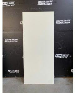 Binnendeur 83 B x 200,5 H (Linksdraaiend)