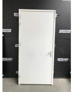 Binnendeur + Kozijn 113 B x 237 H (Linksdraaiend)