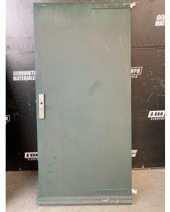 Achterdeur 92,5 B x 195,5 H (Rechtsdraaiend)