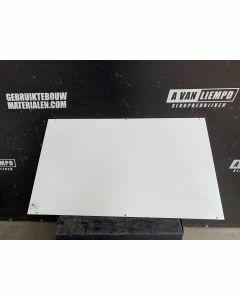Trespa / HPL Plaat (Wit) 100 x 61 cm - Dikte: 6 mm.