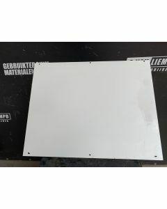 Trespa / HPL Plaat (Wit) 100 x 70 cm - Dikte: 6 mm.