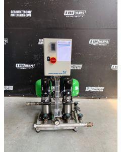 Grundfos Drukverhogingsinstallatie Hydro Standaard 2CR 5-7
