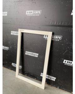 Houten Raamwerk / Frame, 88 B x 136,5 H