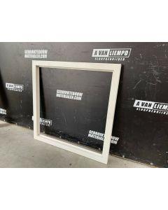 Houten Raamwerk / Frame, 115 B x 115 H