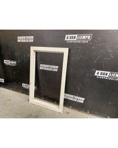 Houten Raamwerk / Frame, 72,5 B x 110,5 H