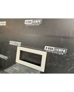 Houten Raamwerk / Frame, 73 B x 40 H
