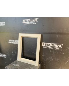 Houten Raamwerk / Frame, 56 B x 69 H