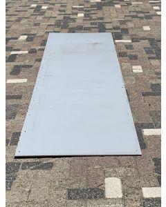 Trespa / HPL Plaat (Grijs) 85,5 x 333 cm - Dikte: 6 mm