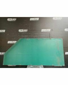 Trespa / HPL Plaat (Groen) 250 x 111 cm - Dikte: 12 mm