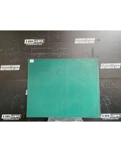 Trespa / HPL Plaat (Groen) 167,5 x 138,5 cm - Dikte: 12 mm