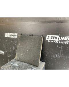 Rubberen Terrastegel, 49 B x 49 L