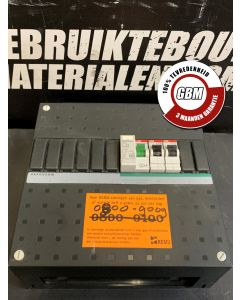 ABB / Hafonorm Stoppenkast - 2 Groepen
