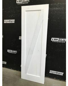 Binnendeur 73 B x 211,5 H