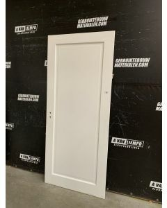 Opdek Binnendeur 88 x 210 H (Rechtsdraaiend)