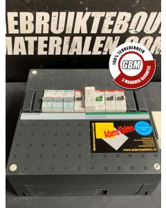 ABB / Hafonorm Stoppenkast - 6 Groepen