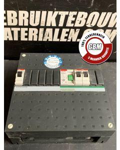 ABB / Hafonorm Stoppenkast - 3 Groepen