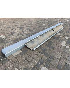 Zinken Bakgoot B44 - 300 cm