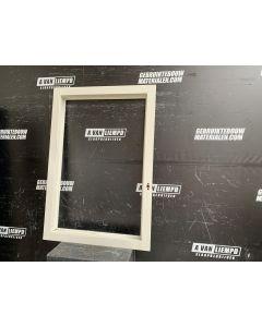 Houten Raamwerk / Frame, 93,5 B x 137 H