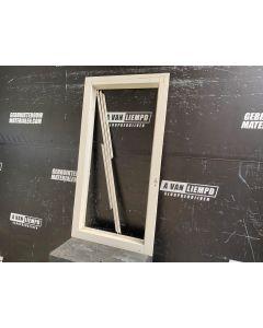 Houten Raamwerk / Frame, 62,5 B x 126,5 H