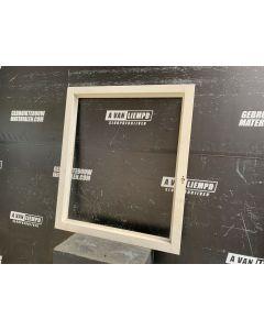 Houten Raamwerk / Frame, 102 B x 118 H