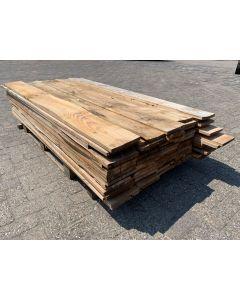 Douglas Planken ±19x2cm | Lengte: ±200 cm (±24 M2)