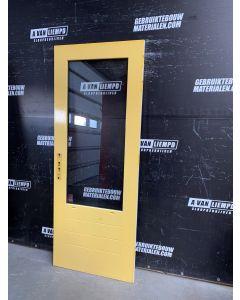 Achterdeur 82,5 B x 211 H (Rechtsdraaiend)