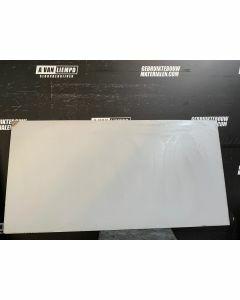 HPL / Trespa Plaat (Grijs) ±80 x 200 cm - Dikte: 12 mm.