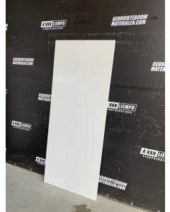 Svedex Opdek Binnendeur 80,5 B x 201,5 H (Linksdraaiend)