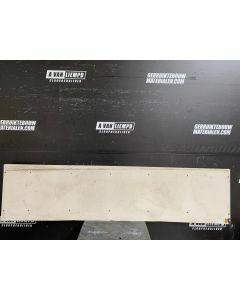 Trespa / HPL Plaat (Wit) 55 x 227 cm - Dikte: 6 mm