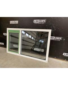Aluminium Raamkozijn Met Draai-Kiepraam, 173 B x 104 H
