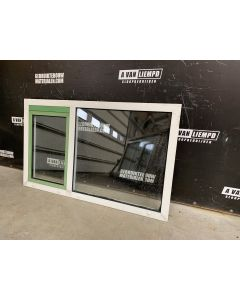 Aluminium Raamkozijn Met Draai-Kiepraam, 178 B x 104 H