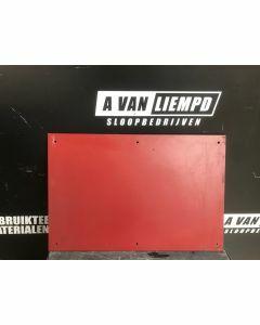 HPL / Trespa Plaat (Rood) 60 x 40 cm - Dikte: 6 mm.