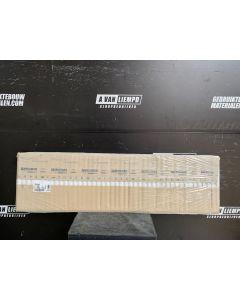 Brugman Enkele Paneelradiator (T11), 176 B x 50 H