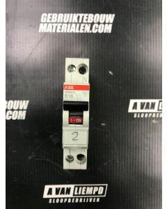 ABB Installatieautomaat B16 SN201 1P+N