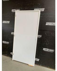 Binnendeur met kozijn combinatie 93 B x 231,5 H (Linksdraaiend)