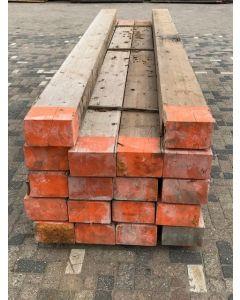 Gelamineerd Balkhout 26x16 cm | Lengte: 450 cm