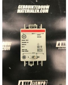 ABB - HAF Beltrafo 0,5A (0918.001)
