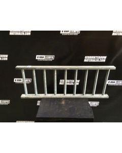 Balkonhek / Anti-Inbraak Tralies, 117 L x 44 H