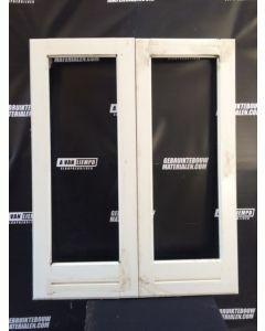 Dubbel Frame / Deur 130 B x 162,5 H