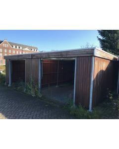 Garageboxen (2 stuks)