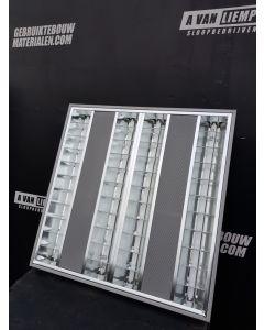 Opbouwarmatuur Lichtbak, 60 B x 60 H