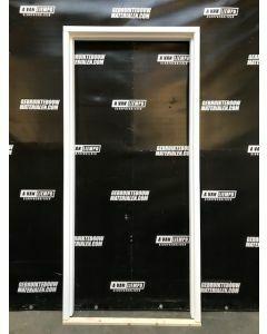 Grenen Binnendeurkozijn Wit Gegrond FSC 56x115 mm - BIKO