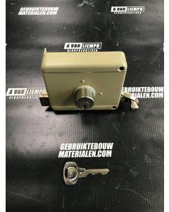 YALE Oplegslot 635 50mm VAST D2/Rechts